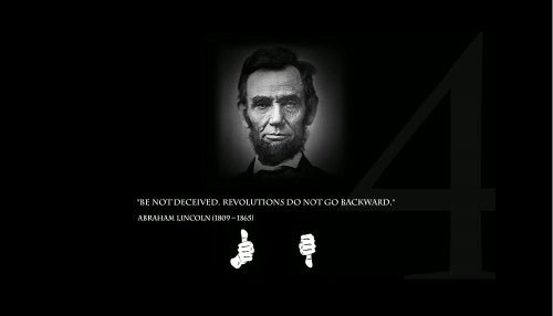 Lionhead's World History Update: Lincoln's Face