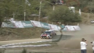 So there's a WRC-stage live now. You should probably go watch it.