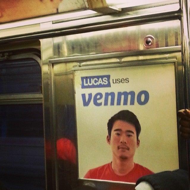 Venmo: Everyone Hates Your Weirdo Subway Ads