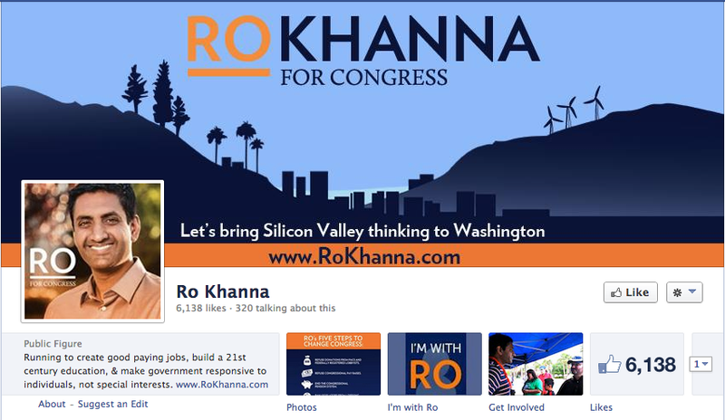 Silicon Valley Attempts to Install Its First Federal Candidate