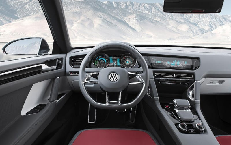 VW Cross Coupe Gallery