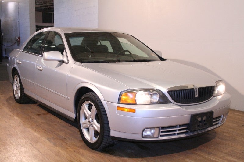 2000 Lincoln LS V6 Manual