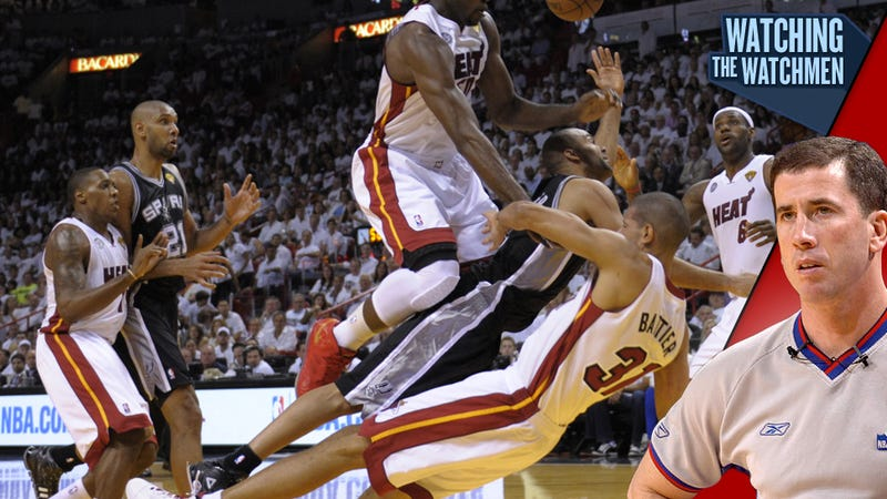Tim Donaghy On Game 1: The Make-Up Call That Sealed A Spurs Win