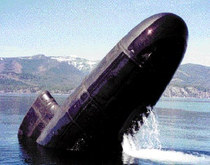 The Navy's Most Vital And Secretive Submarine Base Is In... Idaho?!?