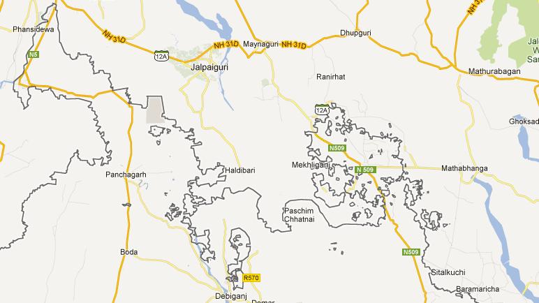 A világ leghülyébb határa India és Banglades között van