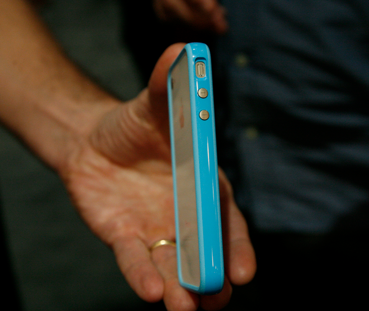 Close-Up Photos of the iPhone 4 Bumper Case