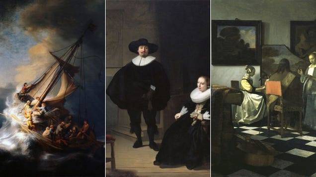 5 Theories About the Greatest Unsolved Art Heist Ever