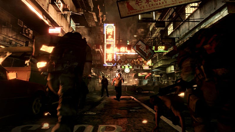 Resident Evil 6 Promises Real Horror and T-Virus Free Zombies