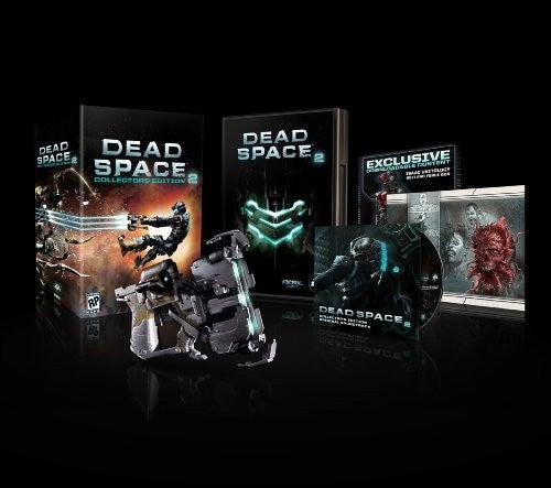 Amazon Lets Slip The Dead Space 2 Collector's Edition