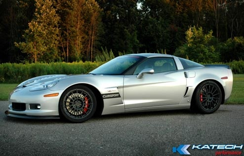 Katech Corvette Z06 Clubsport Priced Like ZR1, Missing 126 HP