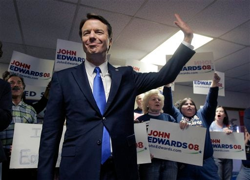 John Edwards: Rohwr!