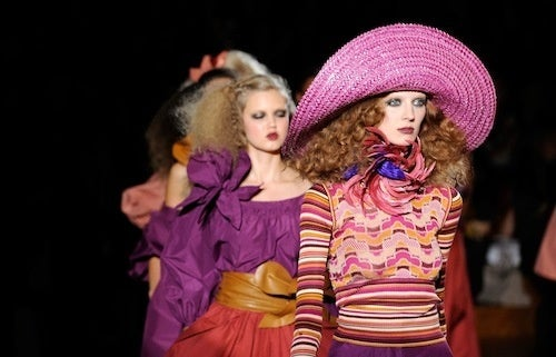 Marc Jacobs' Latest Isn't Particularly Inspired, But Gorgeous Nonetheless
