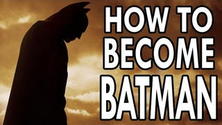 This Video Will Teach You How to Become Batman (It's Expensive)
