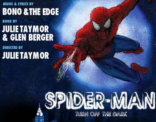 The Spider-Man Broadway Musical Has Begun