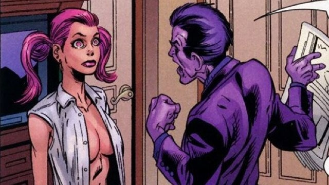 Superhero rapist The Purple Man loses his signature color in the Jessica Jones TV series