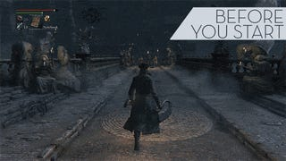Tips For Playing <i>Bloodborne</i>