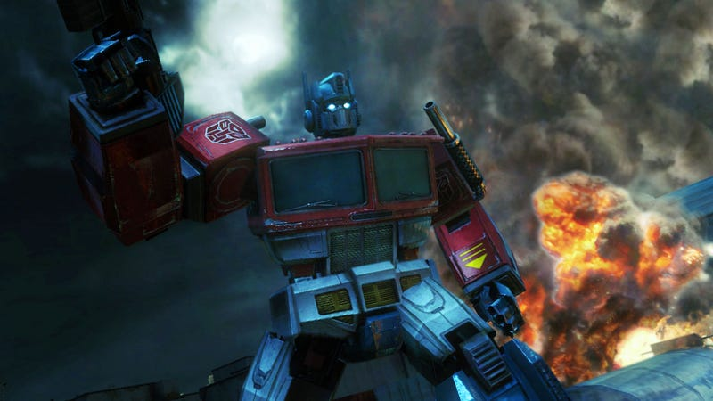 Transformers DLC Brings Back More Of The Transformers We Love