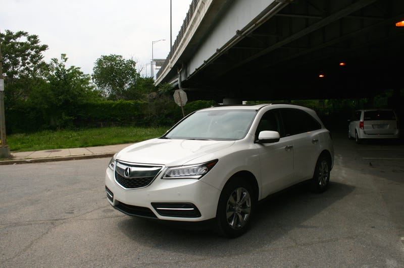 2014 Acura MDX SH-AWD: The Truck Yeah! Review