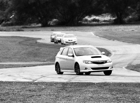 Oppo Rivals: Subaru Impreza WRX vs. Mitsubishi Lancer Ralliart