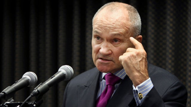 Even as Crime Rises, New York's Police Commissioner Ray Kelly Is Still the Most Popular Person Ever