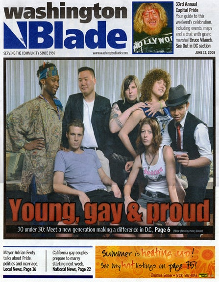 Nation's Biggest Publisher of Gay Newspapers Closes