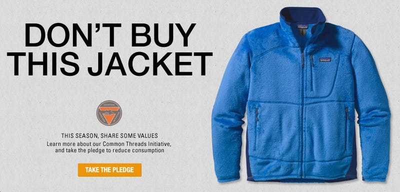 Oh Brother Patagonia Just Give Us a Break With This Sanctimonious Crap