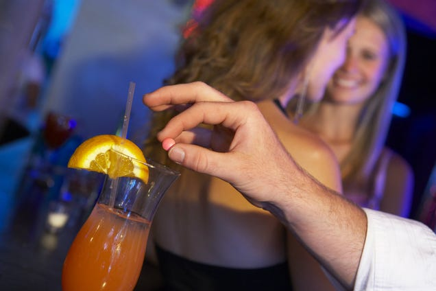 Conservative Think Tank: You Dumb Broads Worry Too Much About Roofies