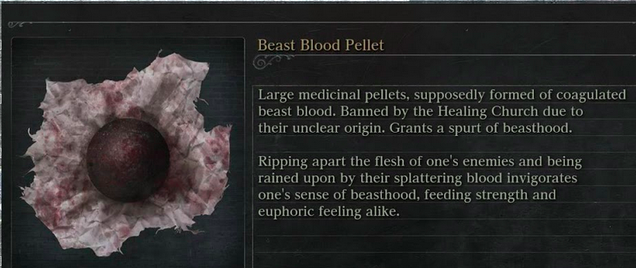 Beast mode explained - Bloodborne Message Board for ...