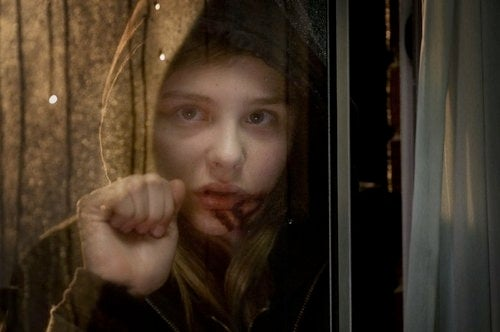 "First Snowy Let Me In Images Soothe ""Crappy Remake"" Fears"