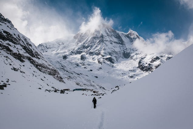 Buying These Epic Photos Will Help Nepal