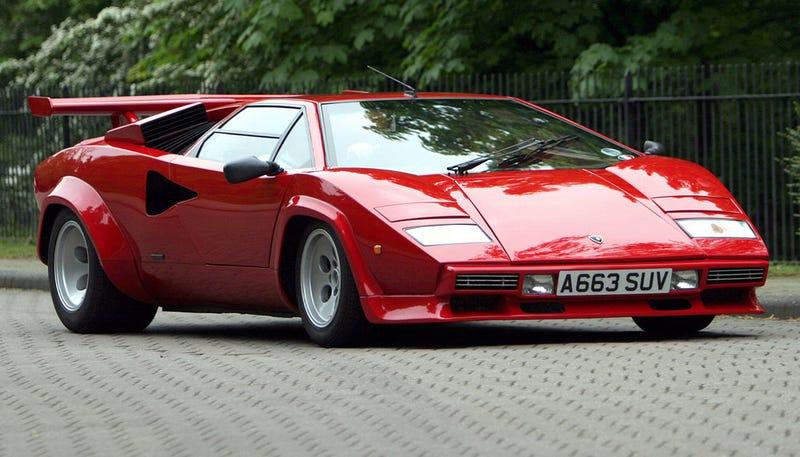 Apparently Ferruccio Lamborghini and I have the same birthday!