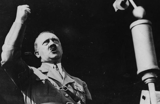 Hitler Was a Flatulent Coke Fiend Who Bolstered His Libido with Bull Semen