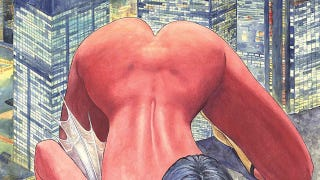 Check Out <em>Spider-Woman #1</em>, Starring Spider-Woman's Ass