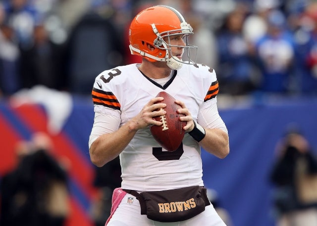 Brandon Weeden Is Too Old To Have High School Stats On A Scouting Site