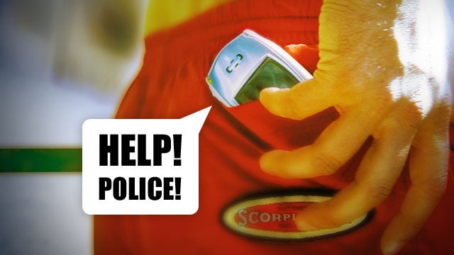 Set Your Phone to Dial for Help When It's Stolen