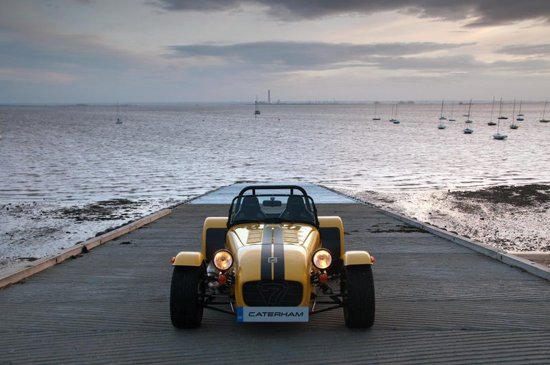 HOORAY! Caterham Will Build Two New Lightweight Demons Just For America