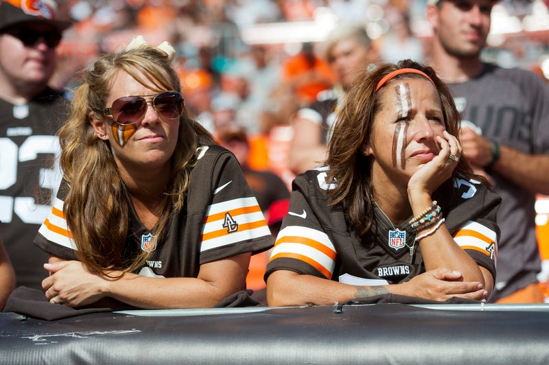 The Browns Have Essentially No Coaching Staff Right Now