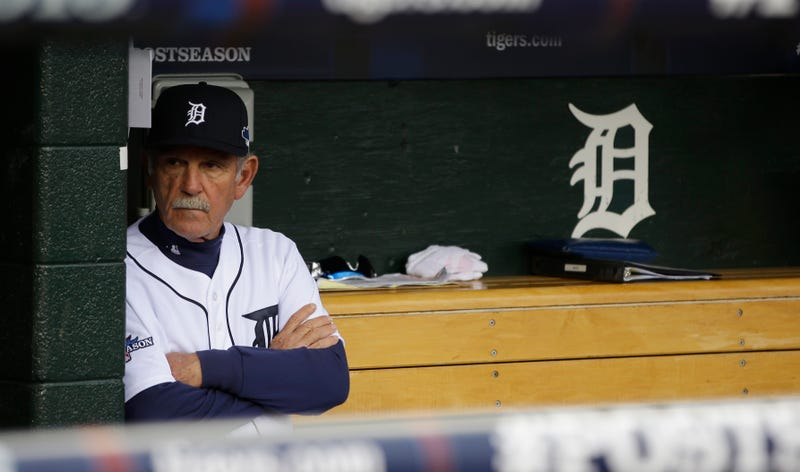 Jim Leyland Smokes Out A Winner