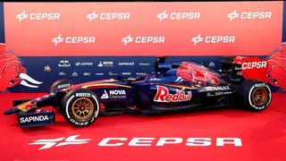 Now That's a Good-Looking F1 Car! Also, thoughts.