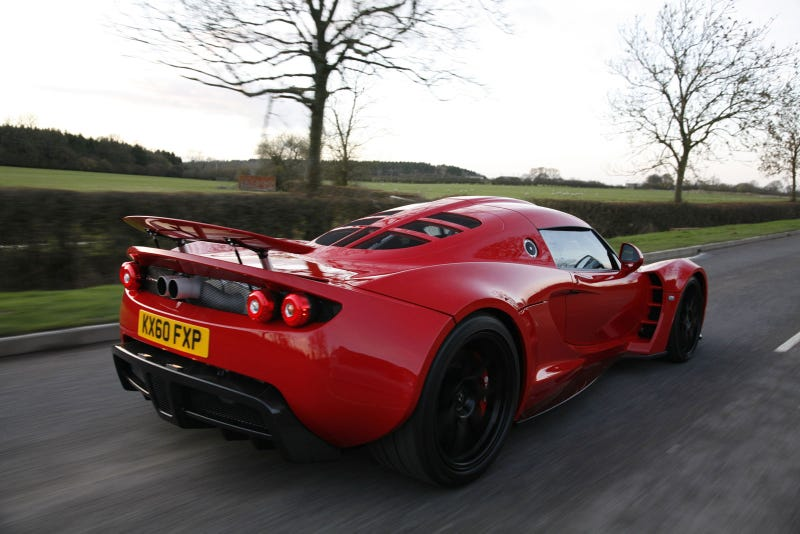 Hennessey Venom GT: First Ride