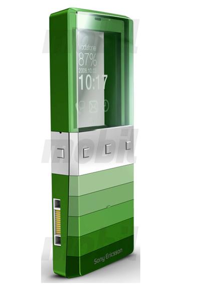 Sony Ericsson Kiki Concept