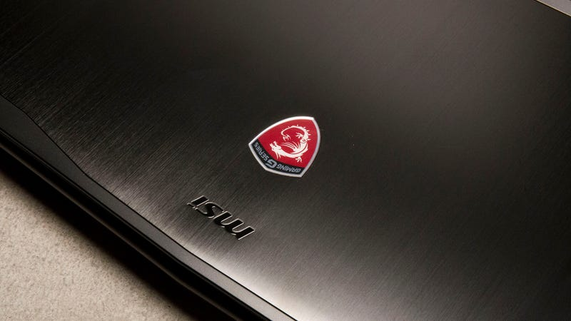 MSI's Eye-Tracking Laptop Is the Future, But Not the Present