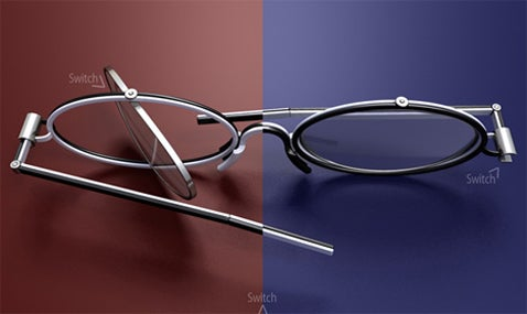 Convertible Glasses Give You Two Styles in One