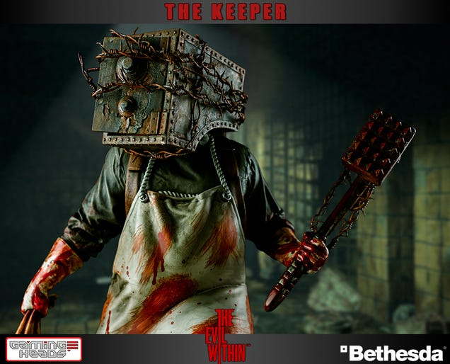 You've To Got Really Love The Evil Within To Spend $300 On This Guy