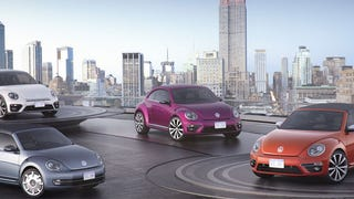 VW Celebrates Sorta-60 Years Of The Beetle With Four Special Editions