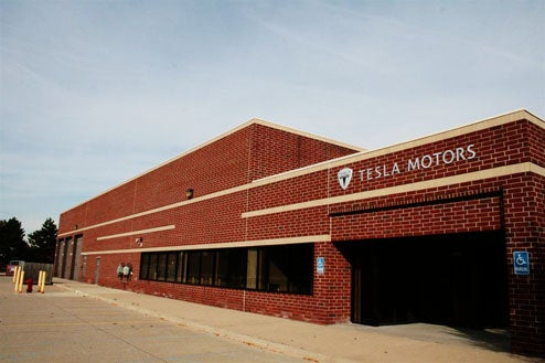 A Peek Inside The Soon-To-Be-Dead Tesla Motors Detroit Office