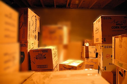 Score Free Moving Boxes by Looking in the Right Places