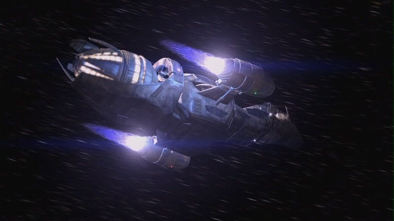 The Unfulfilled Promise of Gritty Space Opera