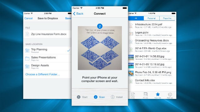 Dropbox Adds Easy Computer Linking, Reordered Favorites, and More