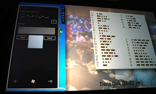The Future Of Windows Phone 7 Is Written in Morse Code